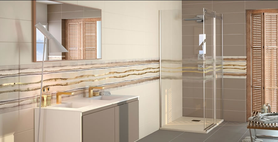 salle de bain nimes compagnie des carrelages. Black Bedroom Furniture Sets. Home Design Ideas